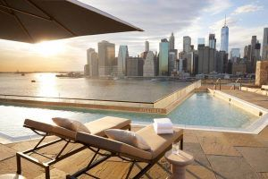 5 Hotels in Brooklyn Overlooking Manhattan