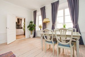 5 charming apartments in stockholm