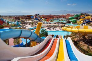 5 hotels in marrakech with water park for children