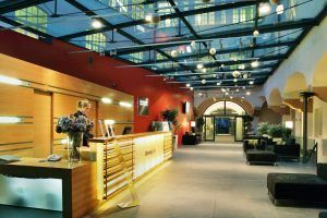 Hotels in prague that speak English