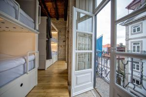 The best hostels in Oporto