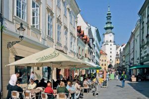 Where to stay in Bratislava