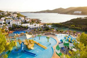Best hotels for children in menorca