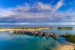 3 hotels on the water in the fiji islands