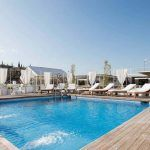 5 Hotels in Seville with Rooftop Pool