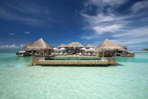 Romantic honeymoon resorts in maldives