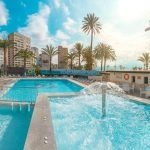 Hotels in Benidorm on the Beachfront