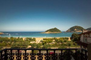 4 hotels in san sebastian on the beachfront