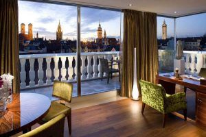 Top 10 Luxury Hotels in Munich