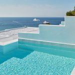 5 hotels in mykonos with private swimming pool in the room