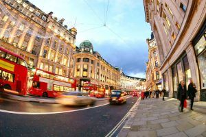 Best time to travel to london