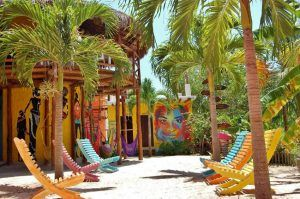 Cheap hotels in holbox