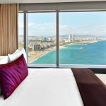 Hotels with best views of barcelona
